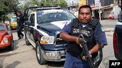 Sukob policije i bandi u Akapulku