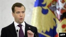 Medvedev: Moguća trka u naoružanju