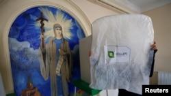 В Грузии идет подготовка избирательных участков для голосования на парламентских выборах 31 октября 2020.
