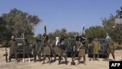 Kelompok militan Boko Haram di Nigeria (foto: dok).
