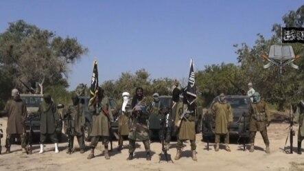 Các phần tử chủ chiến nhóm Boko Haram