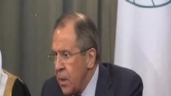 莫斯科警告西方不要加強對俄制裁