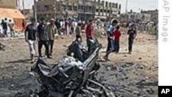 巴格达什叶派清真寺爆炸29人死亡