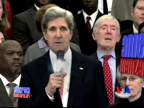 Yangi Davlat kotibi/John Kerry - New Secretary of State