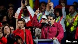 Ông Nicolás Maduro bị cáo buộc là gian lận bầu cử
