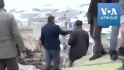 Séisme meurtrier à la frontière irano-turque