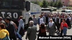 Diyarbakir protest