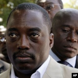 DRC President Joseph Kabila (file photo)