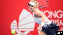 Даяна Ястремська (на фото) розбила китаянку Ван Цян у фіналі турніру в Гонконзі
