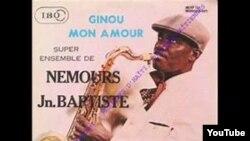 """Nemours Jean-Baptiste, Maestro gwoup mizikal """"Le Compas Direct""""."""
