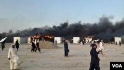 Pakistan menuduh militan yang beroperasi di Afghanistan telah menyerang beberapa pos perbatasan, Kamis (6/8). (Foto: dok).