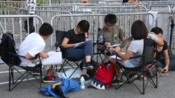 香港民主运动衍生多种方式