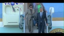 Tổng thống Obama ký sắc lệnh về an ninh mạng (VOA60)