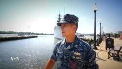 เปิดใจ 'เรือโท ณัฐธัญ แจ๊คกี้ วิศวา' นายทหาร-วิศวกรสายเลือดไทยในกองทัพเรือสหรัฐฯ