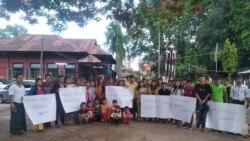 ကခ်င္တုိင္းရင္းသား လူငယ္ ၂ ဦး ၿငိမ္းစုစီပုဒ္မနဲ႔ တရားစဲြခံရ