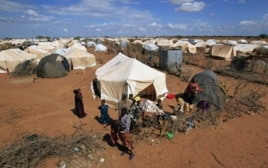 In Africa, there are over 15 million refugees and nearly six million internally displaced people.