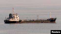 Российский танкер «Тантал»
