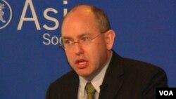 唐寧思 香港城市大學亞洲和國國際關係助理教授