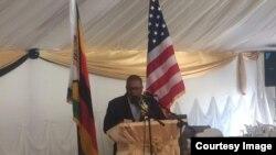 Brian Nichols, US Ambassador To Harare