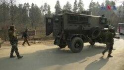 بھارتی کشمیر میں جھڑپیں