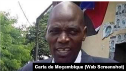 Sofrimento Matequenha, screengrab Carta de Moçambique