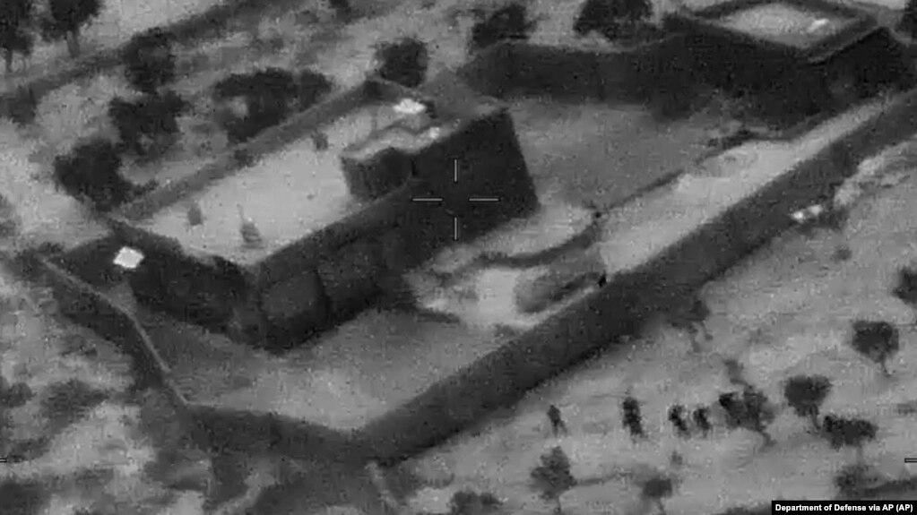 Ushtria amerikane publikon videon e operacionit ndaj al-Baghdadit