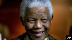 Mandela hali yake bado mahututi huko Johannesburg.