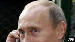 Акция с участием Путина и звезд Голливуда обернулась скандалом
