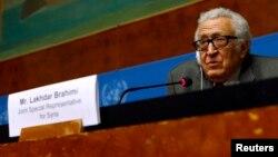 Syria - Brahimi