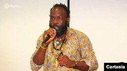 Pick Ngudiakage, ativista, rapper e historiador