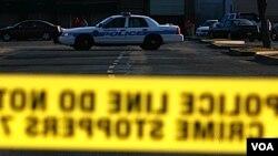 El número de policías muertos en servicio aumenta en Estados Unidos.