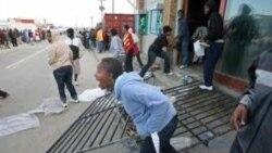 Udaba lodlakela olubhekiswe kwabokuza siluphiwa nguBenedict Nhlapho