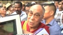 2012-11-27 美國之音視頻新聞: 達賴喇嘛對中共新領導人表示悲觀