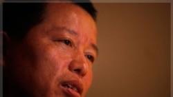جیاو ژیشنگ، وکیل دادگستری و از مخالفان سرشناس دولت چین