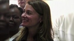 Melinda Gates Honored for Humanitarian Work