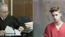 Teen Pop Star Bieber Arrested for Drunk Driving, Resisting Arrest