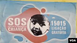 Linha SOS Criança do Instituto Nacional da Criança de Angola