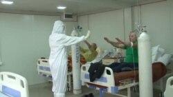 Искуства, Пост-Ковид на пациенти во Северна Македонија