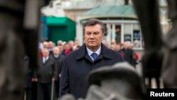 Presiden Ukraina Viktor Yanukovych