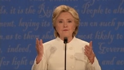 Clinton's Debate Comments on Russian Espionage Against Americans