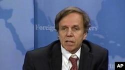 美国助理国务卿波斯纳
