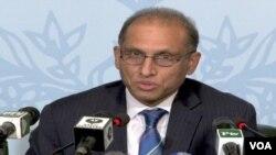 سیکرٹری خارجہ اعزاز احمد چوہدری