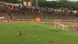 Sport: Faricolo Gnanadje, VOA Siaka Traore