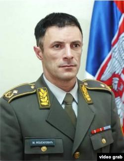 General-potpukovnik Milan Mojsilović, novi načelnik Generalštaba Vojske Srbije.