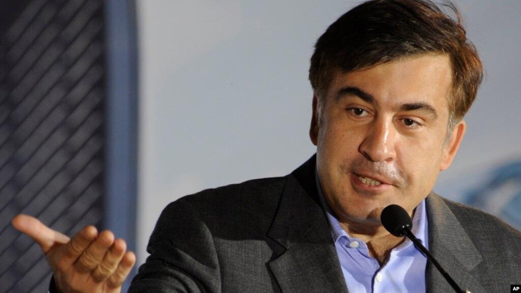 Saakașvili avertizează procurorii să nu mai șantajeze oamenii de afaceri