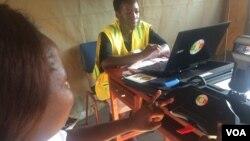 Omunye wababhalise ukuvota kuhlelo oluphakeme oluqhutshwa yikhomishini yeZimbabwe Electoral Commission.