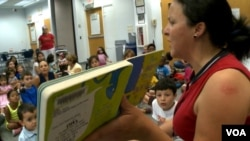 미국 학생들의 도서관 여름나기