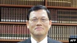 外交部副发言人章计平
