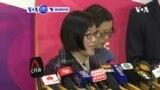 VOA60 DUNIYA: A Hong Kong. Ma'aikatar kiwon lafiyar birnin ya tabbatar da cewa an sami mutum na farko da ya kamu da cutar Coronavirus
