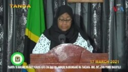 Samia Suluhu Hassan: Perezida John Pombe Magufuli Yahitanywe n'Ibibazo vy'Umutima